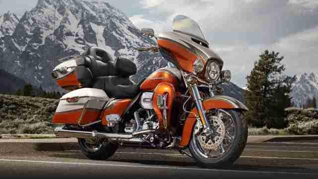 Harley Davidson India - CVO Limited