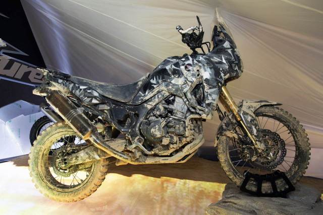 Honda True Adventure Prototype EICMA