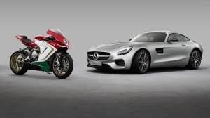 MV Agusta Mercedes AMG