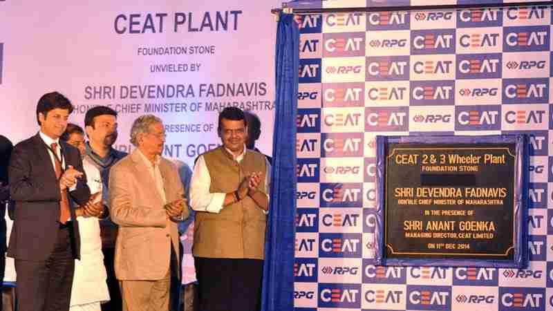 CEAT tyres opens new plant in Butibori Nagpur
