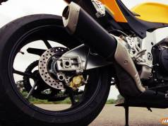ABS mandatory in India above 125 cc
