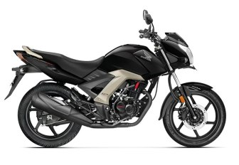 honda cb unicorn 160 colour - pearl igneous black
