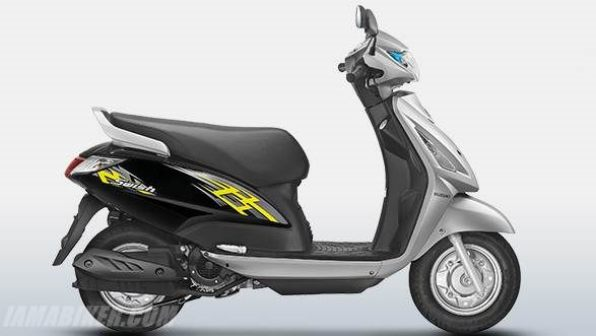 new suzuki swish 125 colour - Metallic Sonic Silver