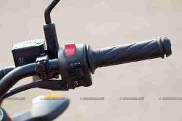 suzuki gixxer 155 switch gear right