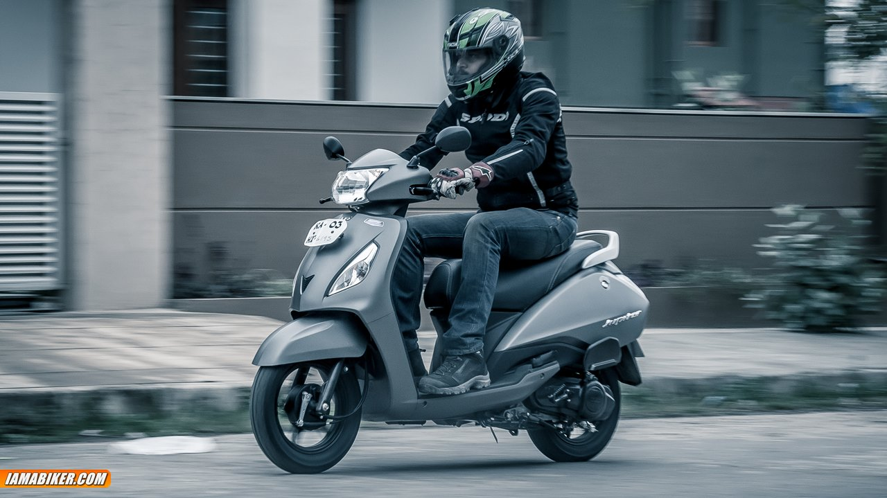 Motorcycle Jupiter IJ-4: review, specifications and reviews 76