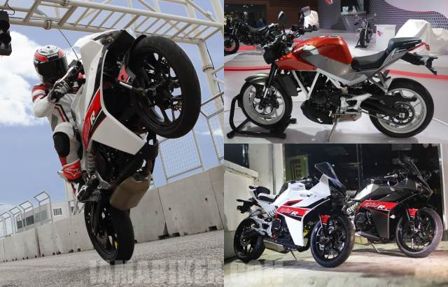 2015 Hyosung launches