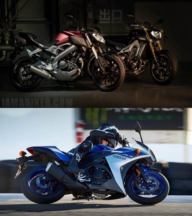2015 Yamaha launches