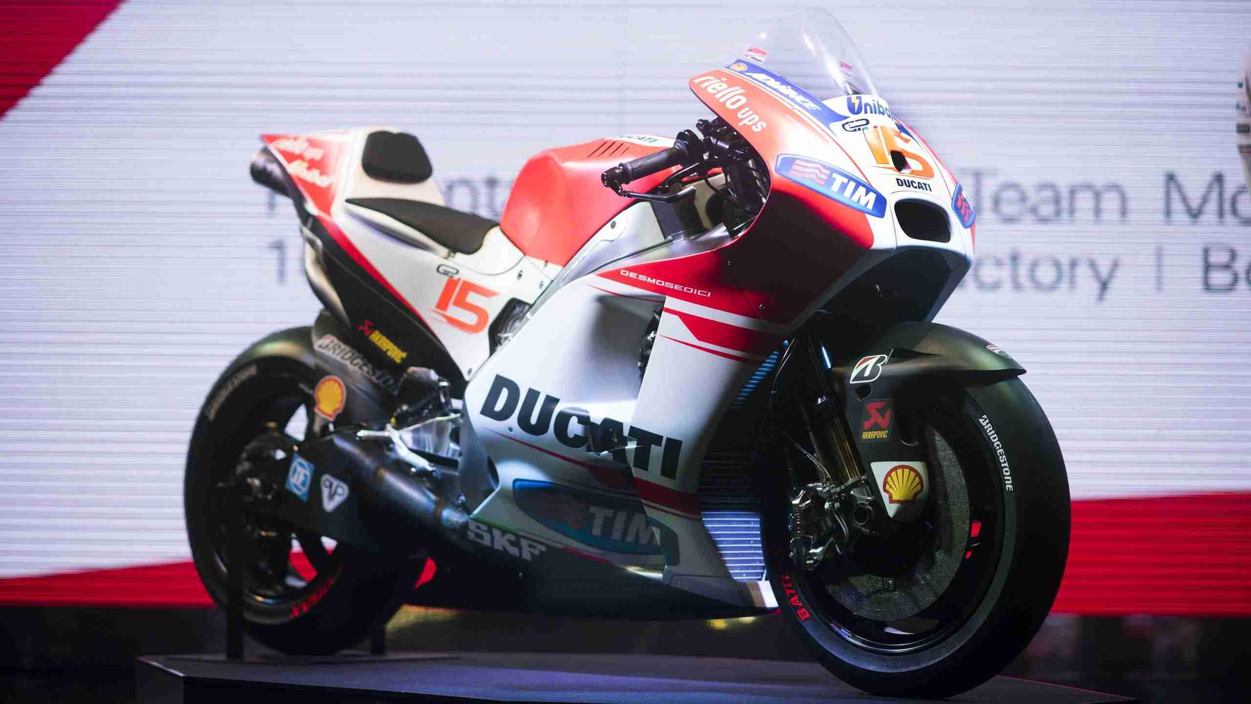 Ducati GP15 MotoGP