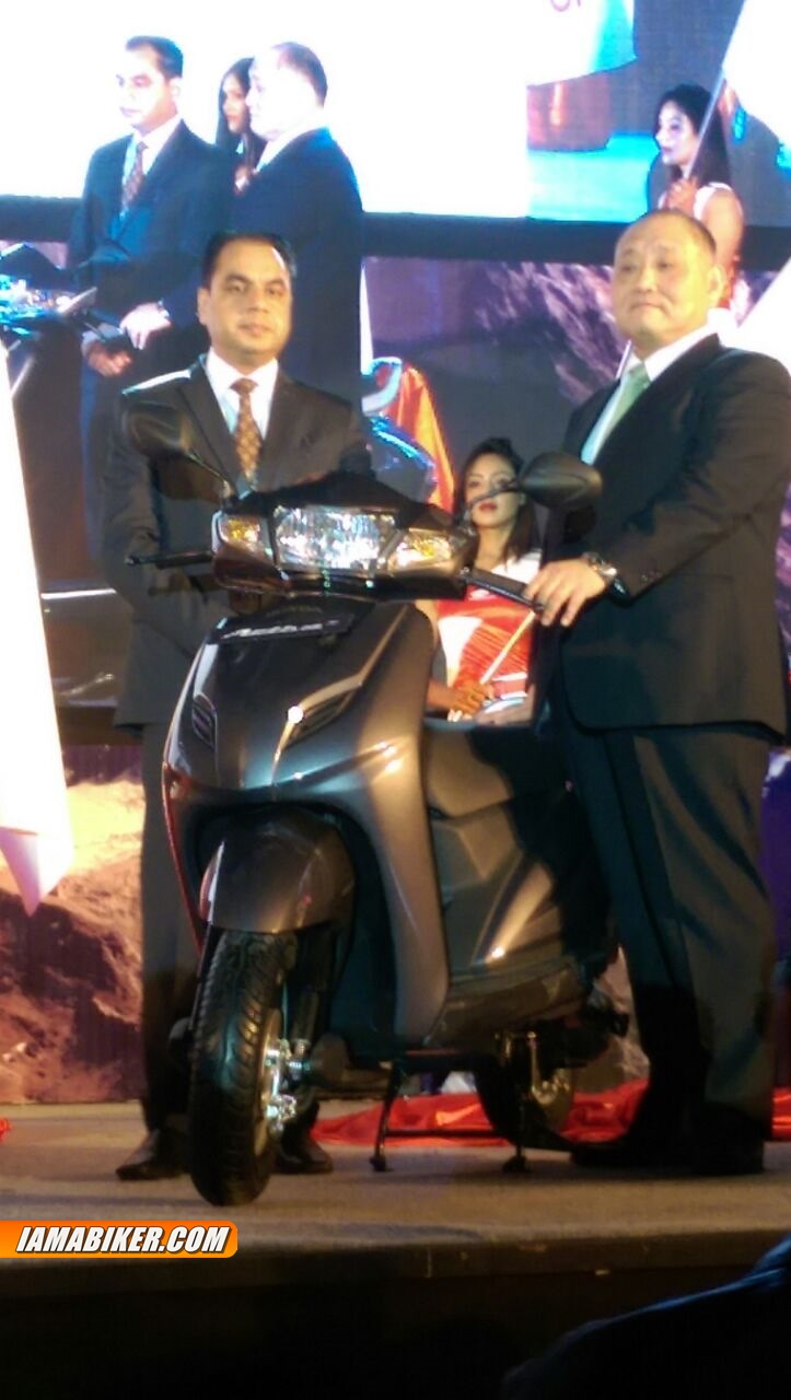 new activa 3g launch