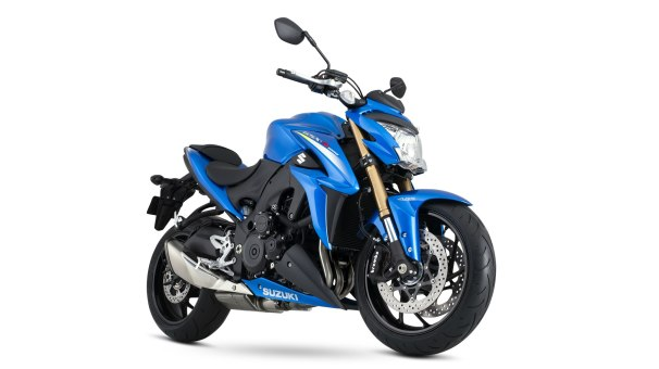 2016 Suzuki GSX-S1000 ABS - blue colour option