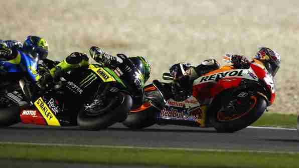 Dani Pedrosa Repsol Honda MotoGP Qatar 2015