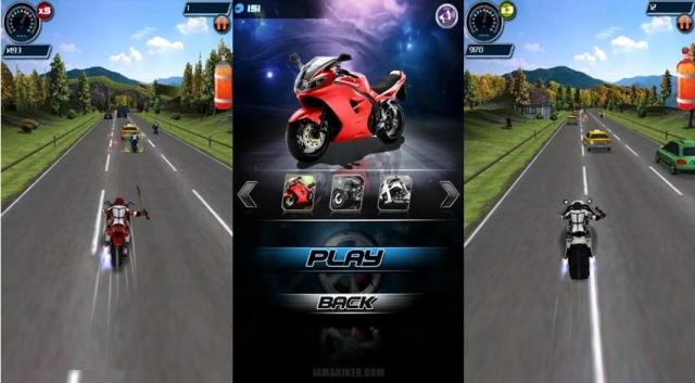Death Moto - Android Motorcycle Bike race game