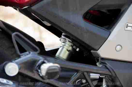 Honda CB Unicorn 160 CBS monoshock
