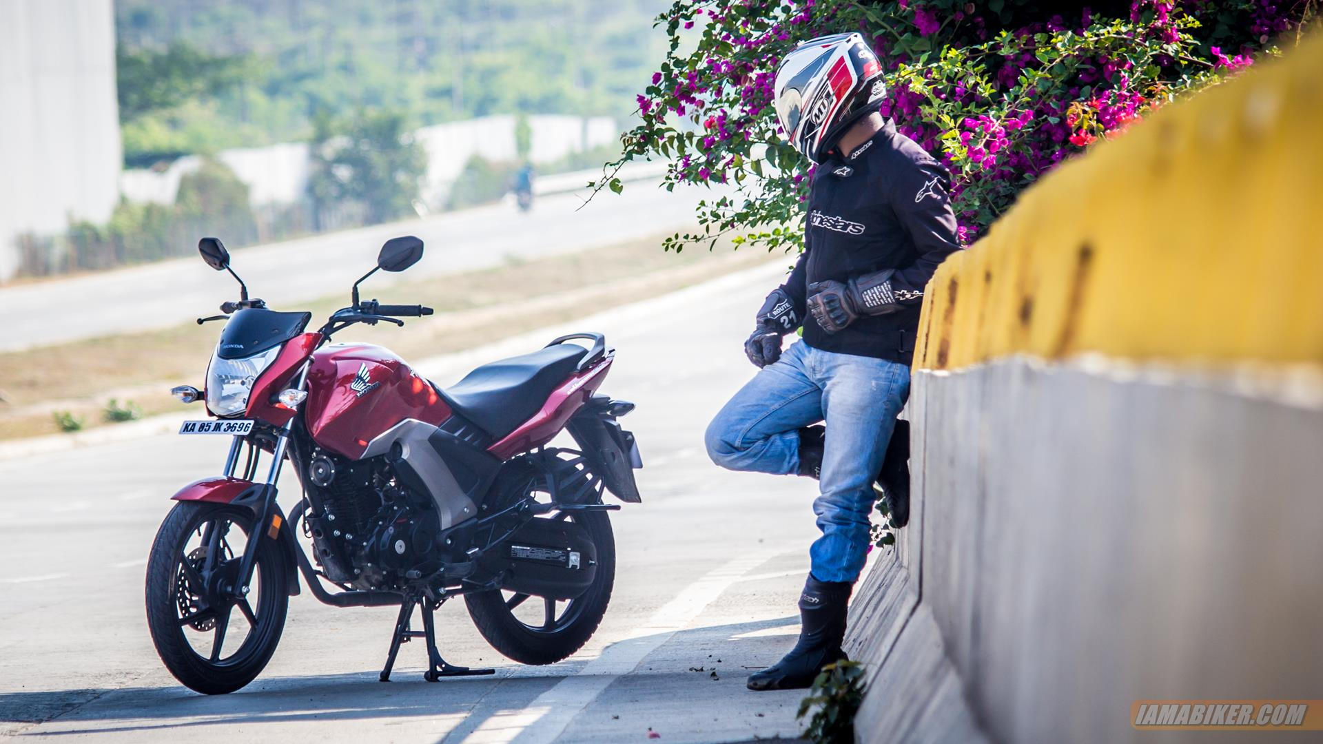 Honda CB Unicorn 160 CBS review