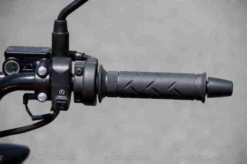 Honda CB Unicorn 160 CBS right switch gear