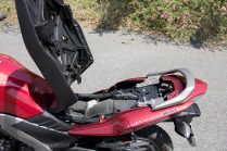 Honda CB Unicorn 160 CBS underseat