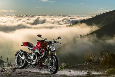Ducati Monster 1200S India