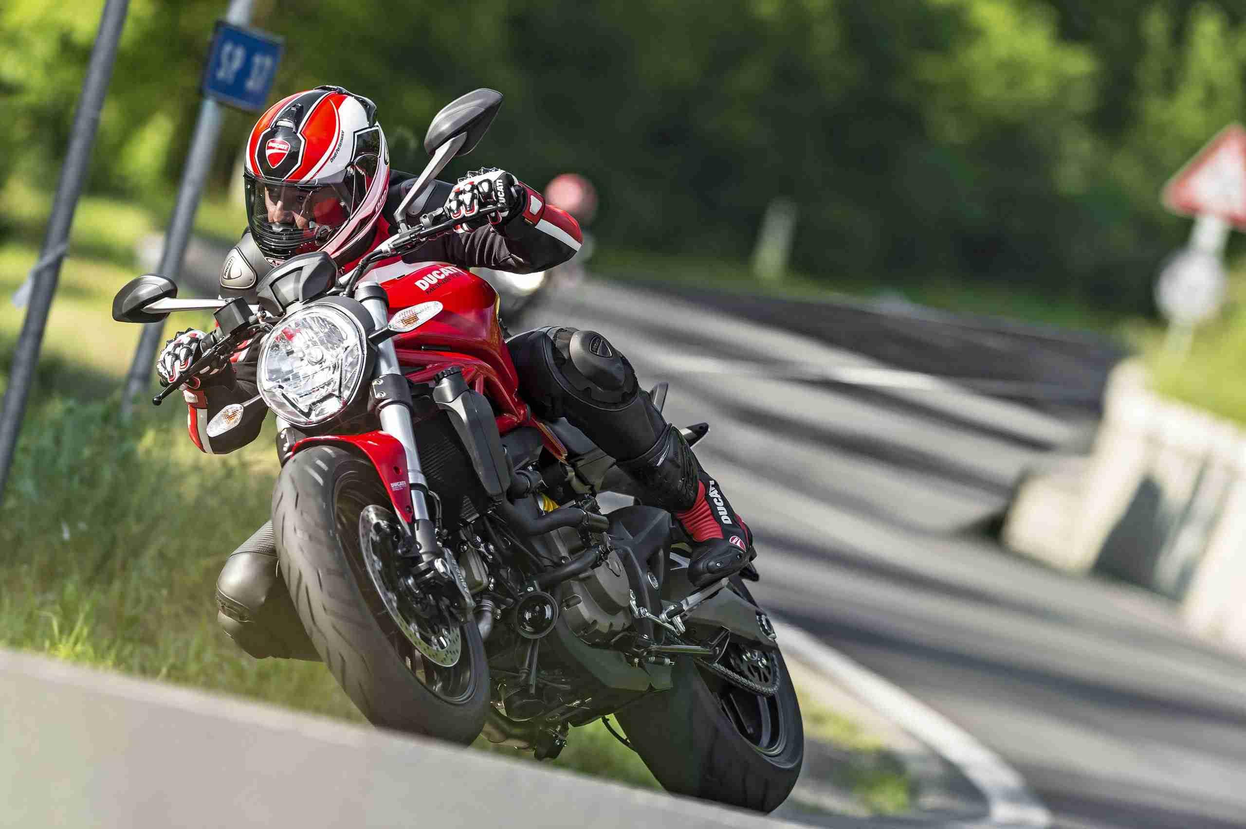 Ducati Monster 821 India