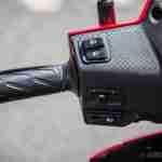 Suzuki Lets scooter left switch gear