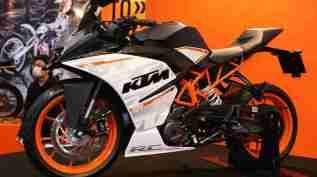 KTM RC 250 at Tokyo Motorcyle Show