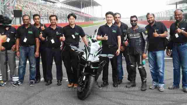 Kawasaki Ninja H2 launch India