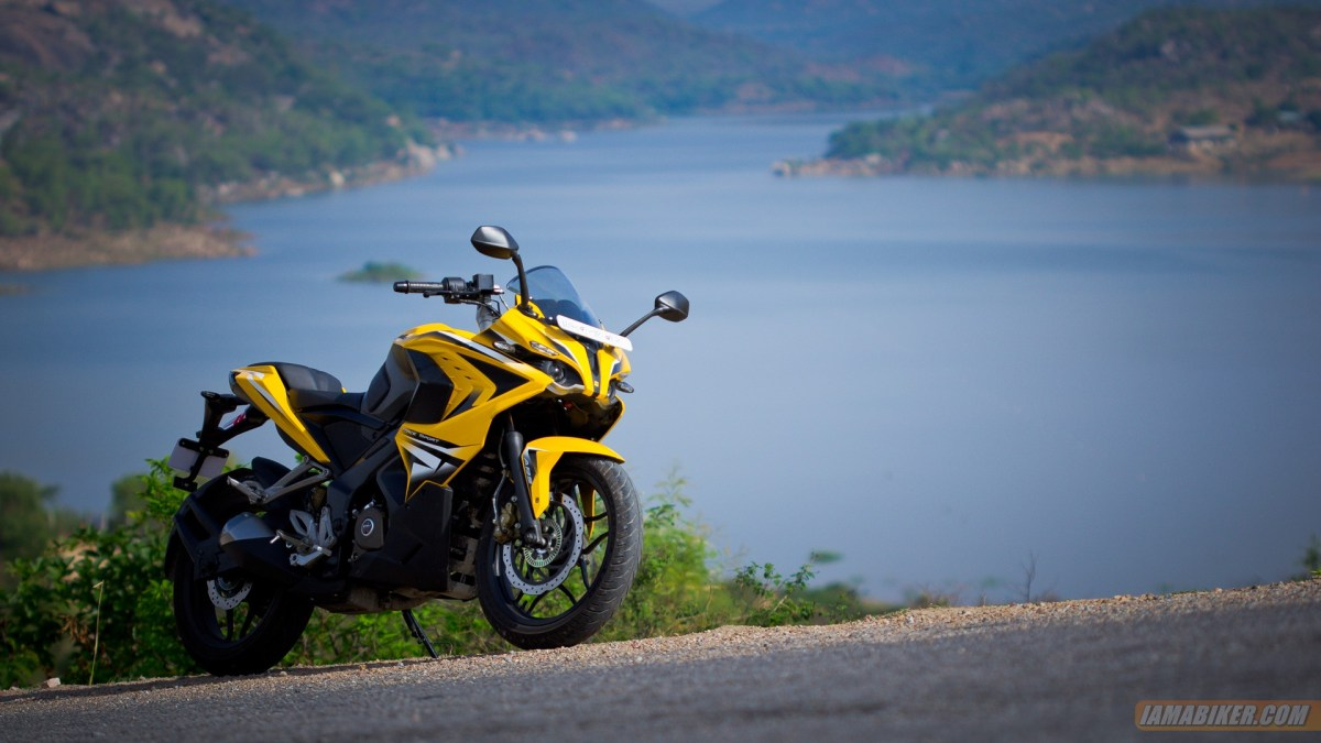 Pulsar RS 200 review looks, feel and build quality