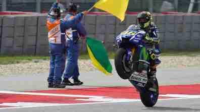 Valentino Rossi HD wallpaper - MotoGP COTA Austin Texas