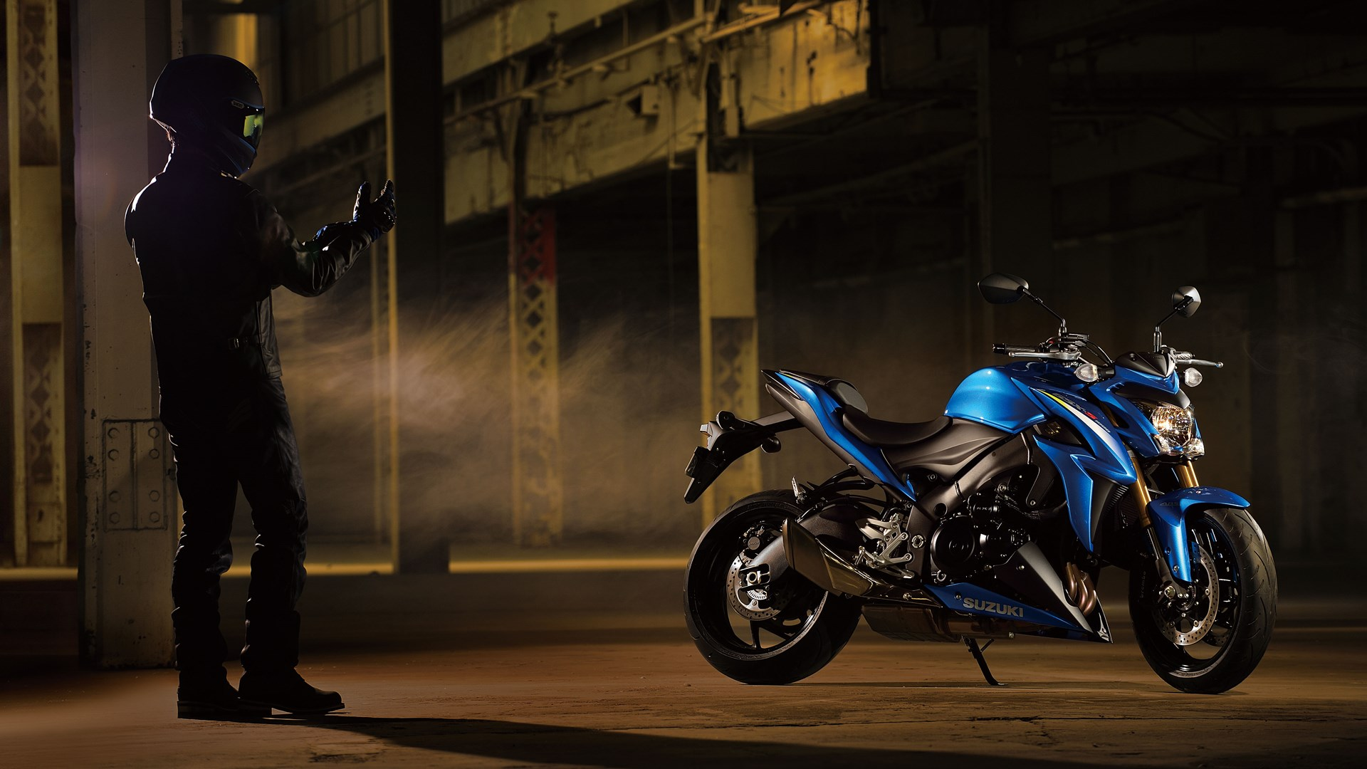 2015 Suzuki GSX-S1000 HD wallpaper