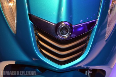 Yamaha Fascino front grill