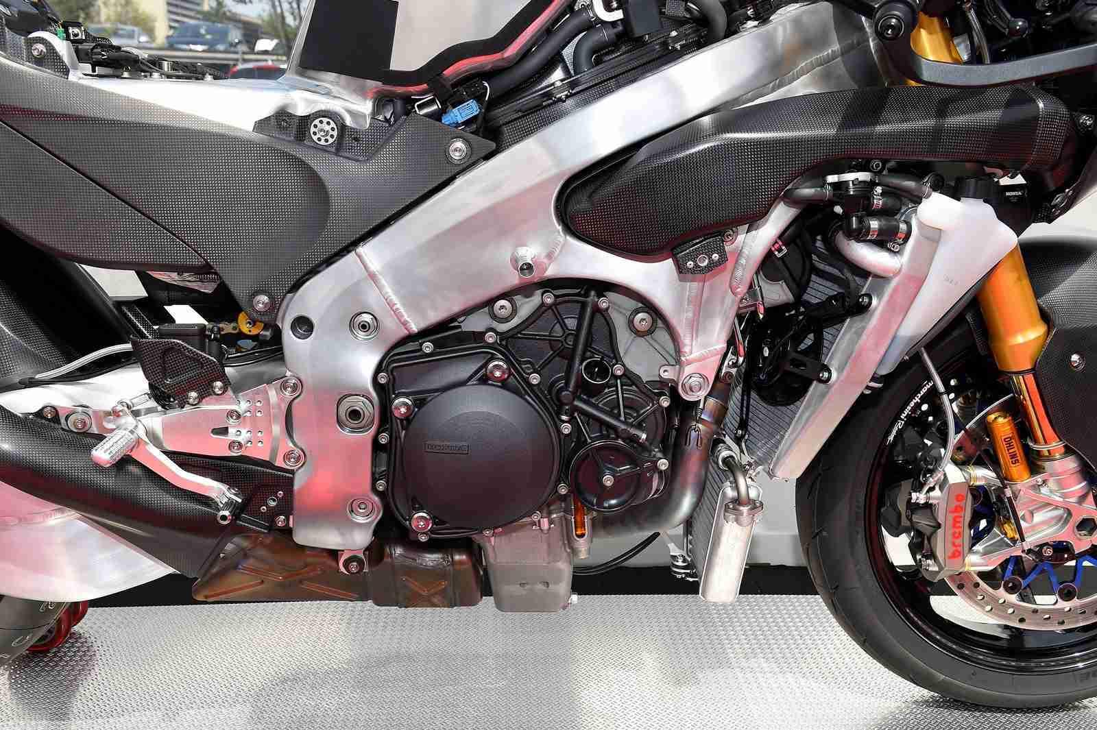 Honda RC213V-S frame