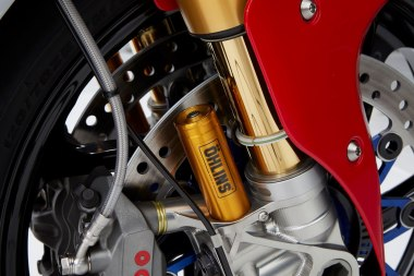 Honda RC213V-S front fork right