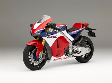 Honda RC213V-S front three quarter