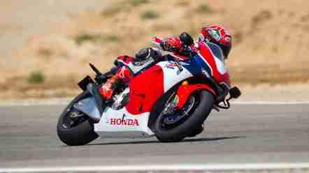 Honda RC213V-S ridden by Marc Marquez