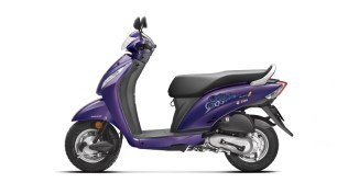 New 2015 Activa i Orchid Purple Metallic colour option