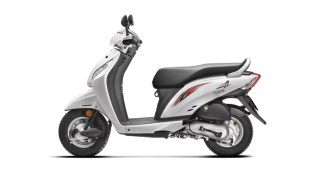 New 2015 Activa i Pearl Amazing White colour option