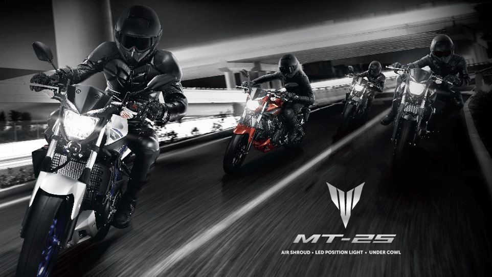 Yamaha MT 25 launched