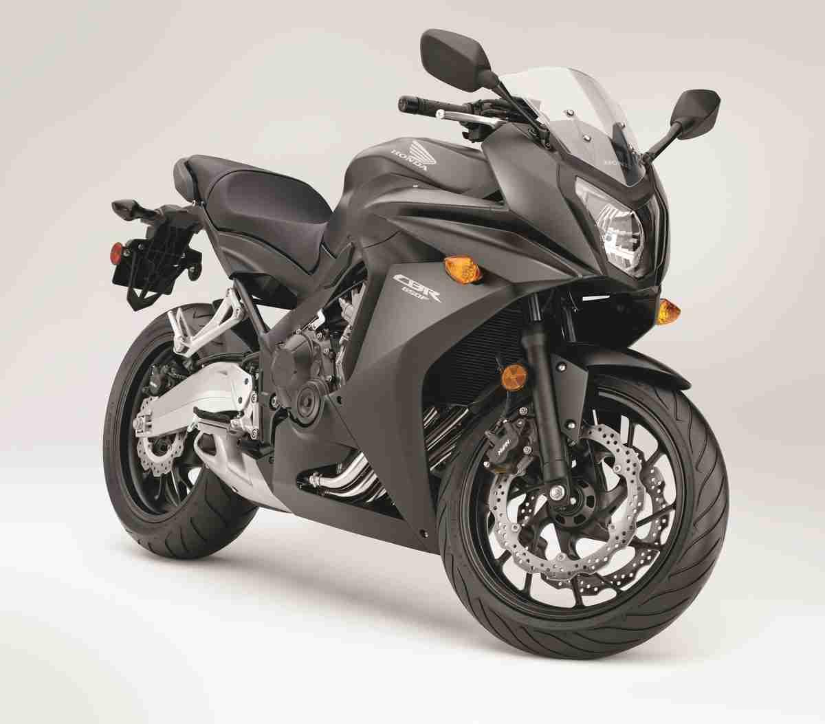 Honda CBR 650F India black colour option