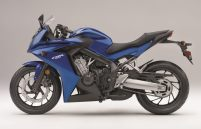 Honda CBR 650F India blue colour option
