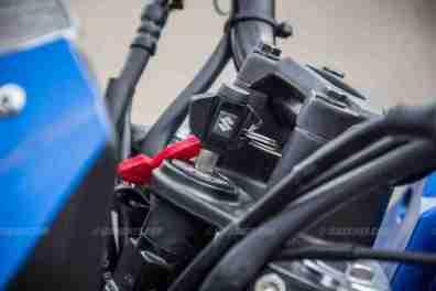 Suzuki Gixxer SF images - key