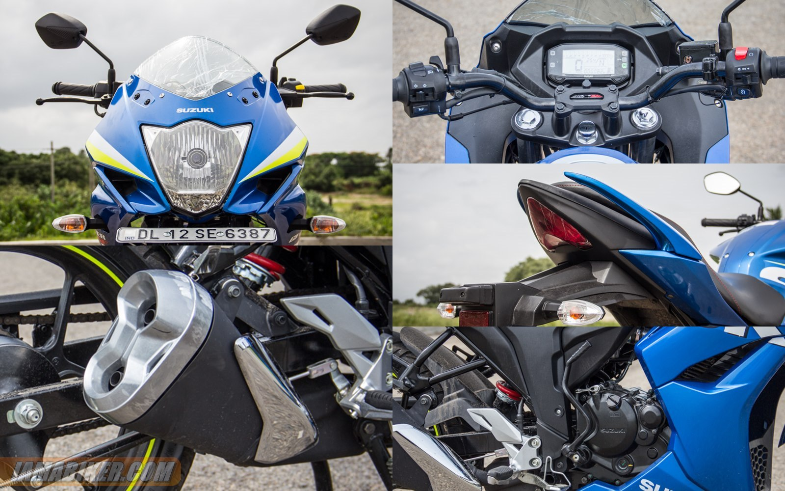 Suzuki Gixxer SF review - key features and accessories