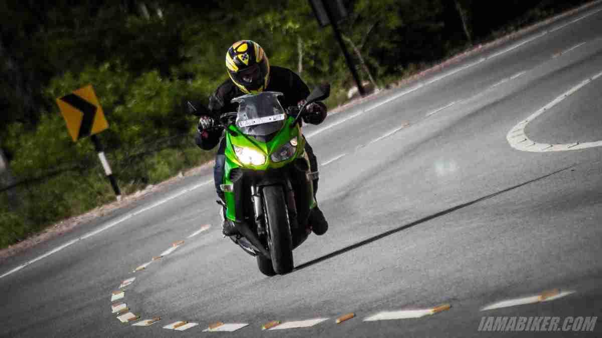 2014 Kawasaki Ninja 1000 review first ride