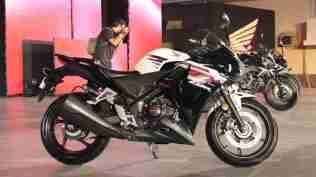 2015 Honda CBR250R