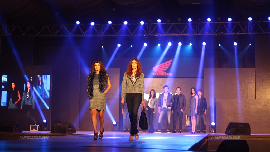 GAS fashion show Honda Revfest Bangalore