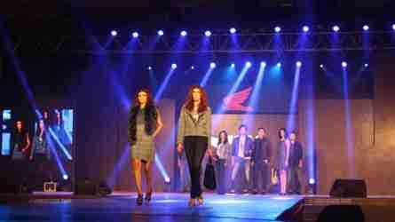 GAS fashion show Honda Revfest Bangalore