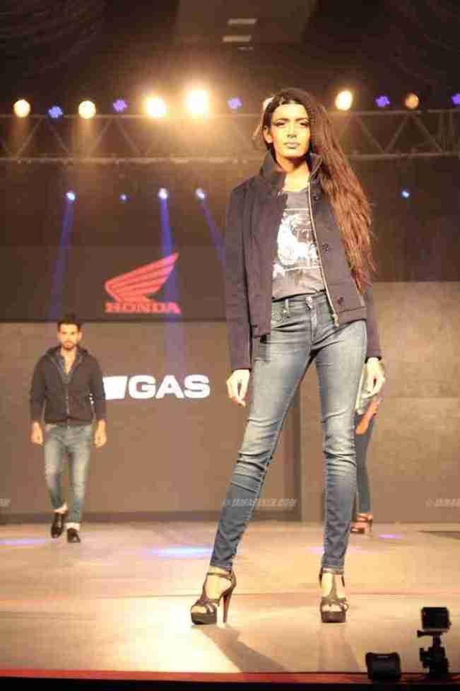 Honda Revfest GAS fashion show