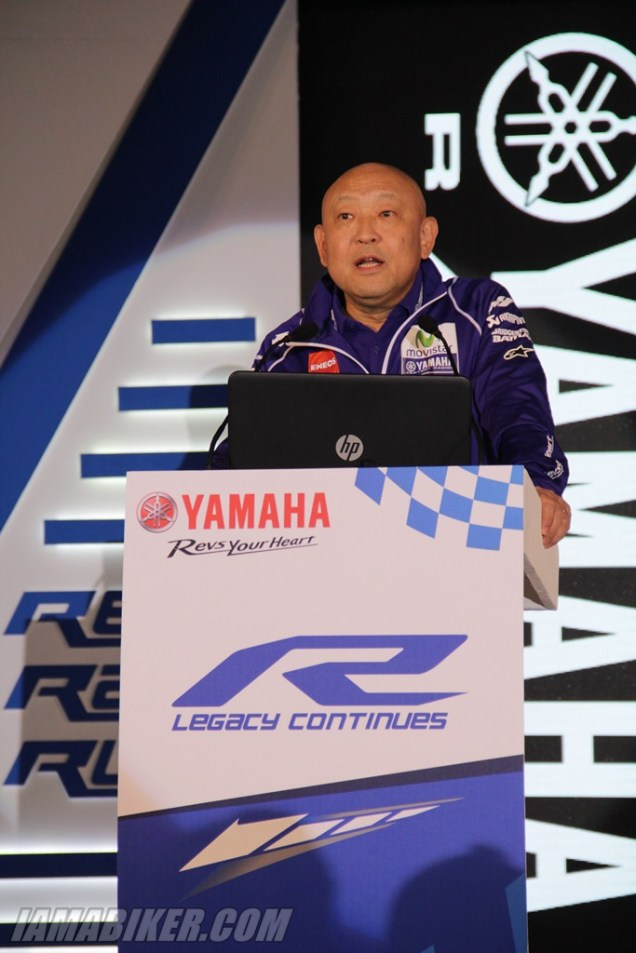 Misaki Asano Yamaha India