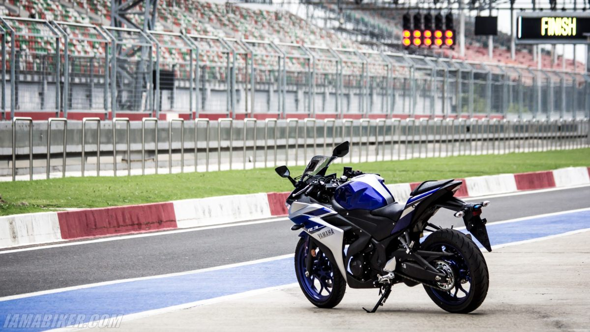 Yamaha YZF-R3 HD wallpapers
