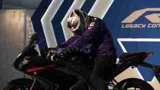 Yamaha YZF-R3 colour option black