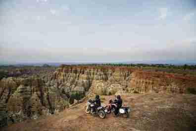 2016 Honda CRF1000L Africa Twin canyon