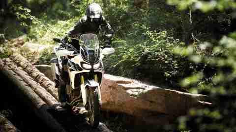 2016 Honda CRF1000L Africa Twin adventure